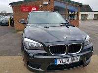 2014 BMW X1 2.0TD ( 141bhp ) Auto 2014MY sDrive18d M Sport NONE OWNER FROM NEW