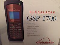 New Globalstar Satellite Phone