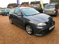 2008 S Ibiza 1.9TDI 100 Special Edition DAB 10 Service stamps Full Mot 01/2019