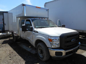 2012 Ford 350