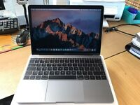 "MacBook 12"" A1534 256GB 1.1ghz 8GB Space Gray"