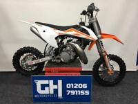 2017 KTM SX 50 | EXCELLENT CONDITION | STANDARD | SX50 50SX TC KIDS BIKE