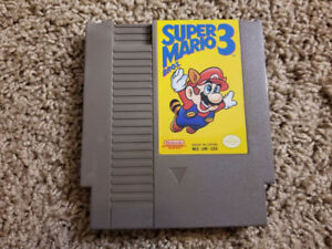 Super Mario Bros. 3  NES