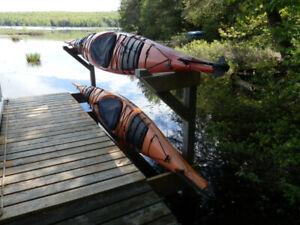 Kayak muktuk rouge 16 pieds