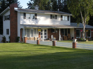 Farm, B&B, start your own business in the Robson Valley,