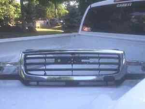 Grill for '07 GMC 2500HD $100 OBO Kawartha Lakes Peterborough Area image 1