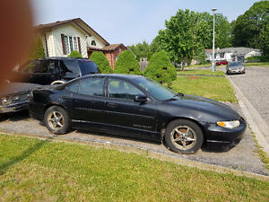 2003 Pontiac Grand Prix GT Sedan (REDUCED)
