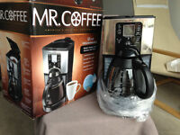 Mr. Coffee FTX41 12-Cup Programmable Coffeemaker