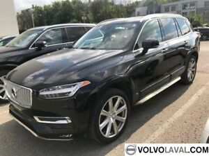 2016 Volvo XC90 T6 AWD Inscription CLIMAT*HUD*COMMODITE*MAG 21