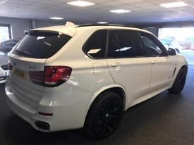 2015 BMW X5 3.0 40d M Sport xDrive (s/s) 5dr