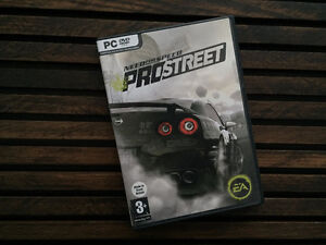 Need For Speed Pro Street pour PC