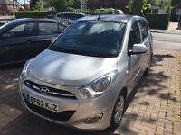 2012 (62) Hyundai i10 1.2 Active 5Dr 39K Fsh Long MOT £20 Tax Cheap 2 Insure (107 aygo Yaris polo)