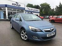 2010 Vauxhall ASTRA SRI Manual Hatchback