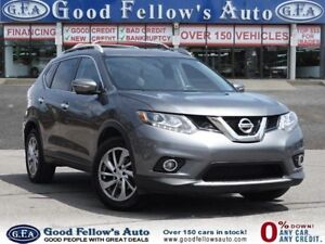 2014 Nissan Rogue SL MODEL, AWD, LEATHER SEATS, PANORAMIC ROOF,