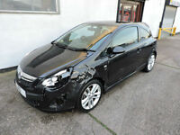 62 Vauxhall Corsa 1.4i SRi Damaged Salvage Repairable