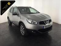 2012 NISSAN QASHQAI TEKNA IS +2 DCI 1 OWNER FULL NISSAN SERVICE HISTORY FINANCE