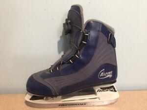 Reebok Alpine BOA Skates - Good Condition (Size 7)