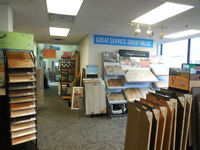 BIG SALE ON FLOORING AND INSTALL