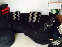 Sofa bed 2 piece