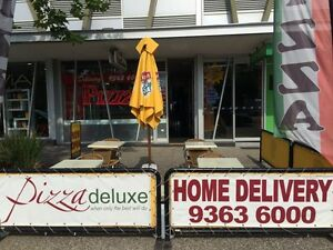 Pizza Shop for sale Caroline Springs West Footscray Maribyrnong Area Preview
