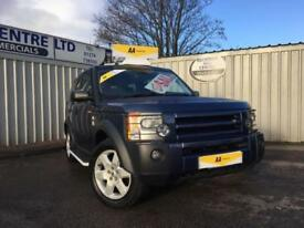 Land Rover Discovery 3 2.7TD V6 auto 2005MY S 4x4