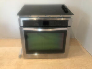 Used Whirlpool Cooktop and Convection Oven for sale