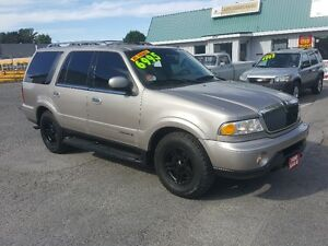 LINCOLN NAVIGATOR LUXURY SUV *** FULLY LOADED *** $6995