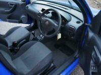 VAUXHALL CORSA COMBO 2000 1.3 16v CDTI BLUE NO VAT SIDE DOOR AIR CON PANEL VAN
