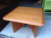 Beautiful Solid Teak Coffee Table