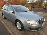 VOLKSWAGEN PASSAT 2.0TDI CR ONLY TWO OWNERS FROM NEW 12MTH MOT
