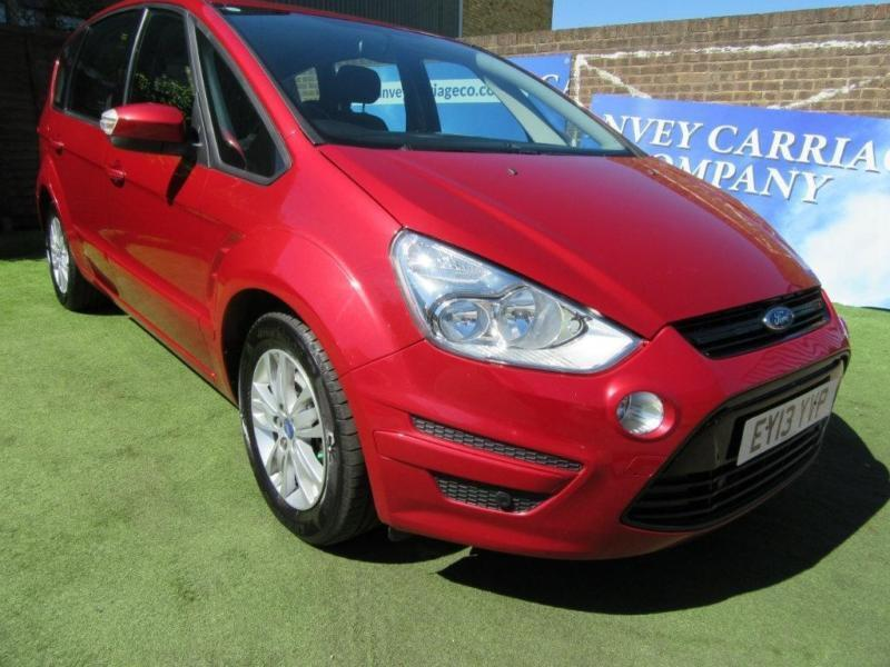 2013 Ford S-Max 2.0 TDCi Zetec Powershift 5dr