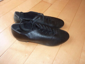 Step Dance Shoes - ladies size 7 (girls  size 5)