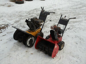 "Toro 5 HP 24"" Snowblower"