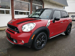 2015 Mini Countryman S all4  - AWD, heated seats only $19,995