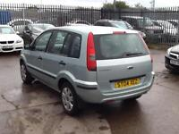 FORD FUSION 1.4 AUTO AUTOMATIC 5 DOOR + JULY 18 MOT