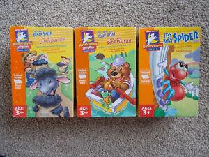 Lot of 3 Nursery Rhyme Games London Ontario image 1