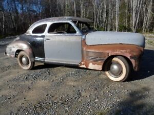 41 pontiac business coupe, solid car
