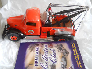 First Gear 1937 Chevrolet Tow Truck 1/30 Supertest 19-2673