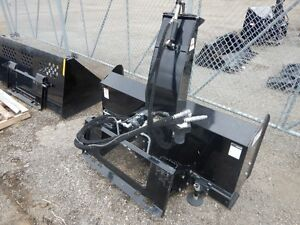 "NEW 73"" ERSKINE High Flow Skidsteer Snowblower Regina Regina Area image 2"