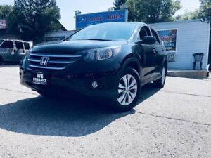 2014 Honda CR-V AWD 5dr EX with back up camera $149 bi weekly O.