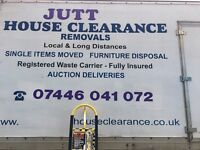 MAN AND VAN (HOUSE REMOVALS)LOCAL AND LONG DISTANCE SPECIAL OFFER 30%OFF CALL 24/7