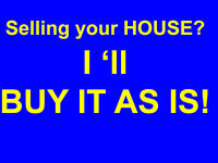 GOT AN OLD HOUSE that You can't sell! I'll BUY IT!
