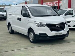 2019 Hyundai iLOAD TQ4 MY20 3S Twin Swing White 5 Speed Automatic Van Clyde Parramatta Area Preview