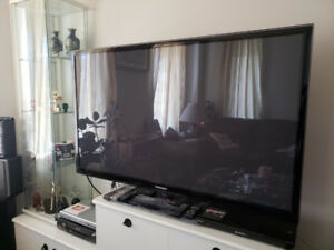 "Samsung  60"" Plasma Smart TV"