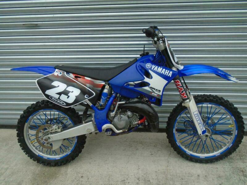 Yamaha YZ125 Moto Cross | in Brighouse, West Yorkshire | Gumtree