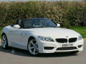 image for 2016 BMW Z4 SDRIVE20I M SPORT ROADSTER Auto Convertible Petrol Automatic