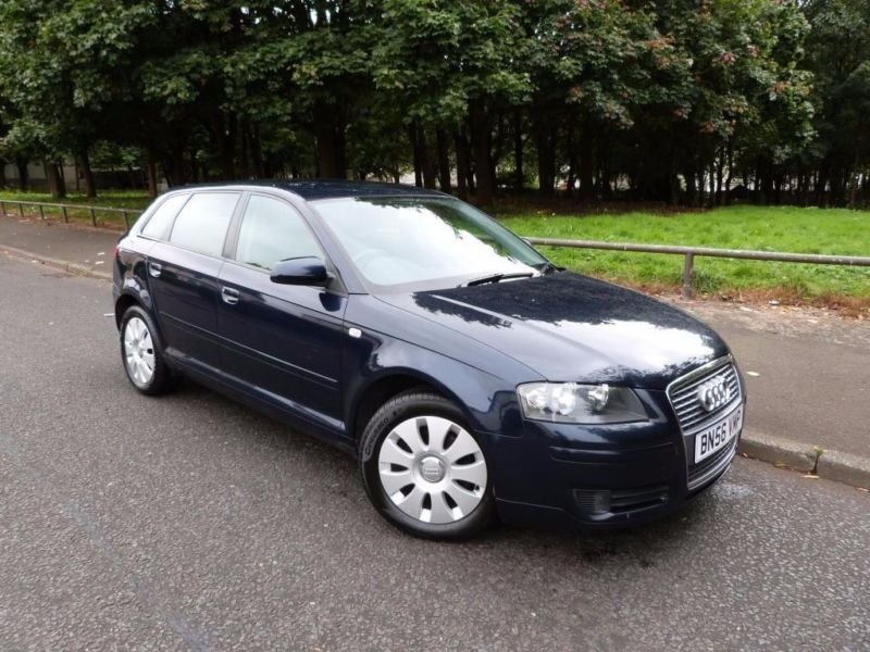 2006 audi a3 1 9 tdi sportback 5dr in tollcross glasgow gumtree. Black Bedroom Furniture Sets. Home Design Ideas