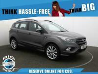 2018 Ford Kuga ST-LINE X TDCI Auto Hatchback Diesel Automatic