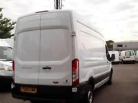Ford Transit 2.2 Tdci 125Ps H3 Van DIESEL MANUAL WHITE (2016)