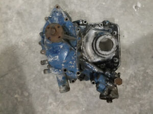 70 buick 455 Timing Cover
